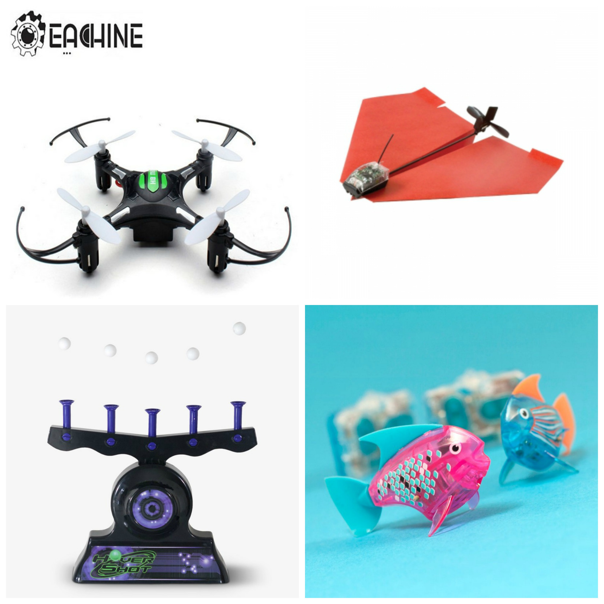 4 New Tech Toys for Kids